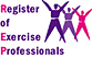 Heather Brannen is a member of the Register of Exercise Professionals Instructor (Level 3).